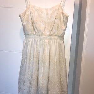 Ornate Lace Dress